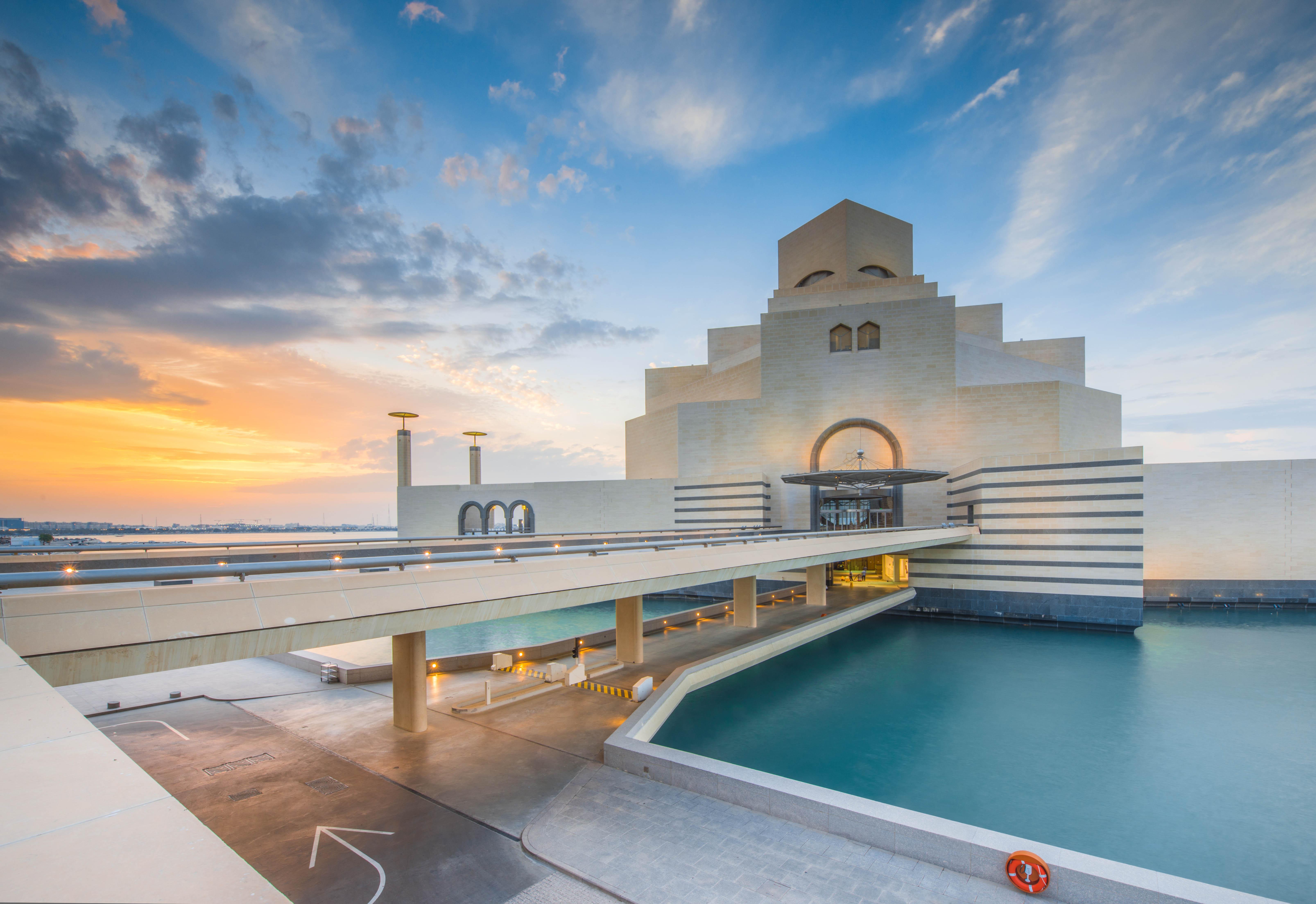 Katar kültür