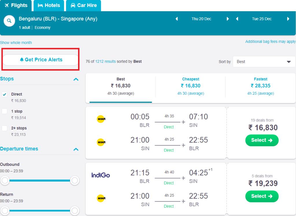 Air Canada Seat Sale: Skyscanner's Picks | C$609+ RTN Flights!