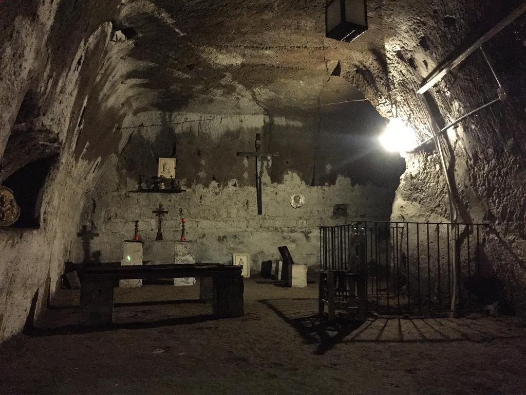 Qué ver en Nápoles: las catacumbas