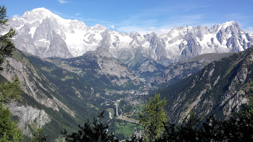 Viaggi in Italia: Courmayeur