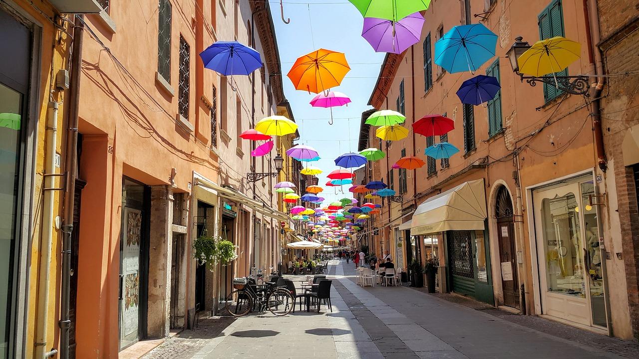 19 città italiane da visitare nel 2019 - Ferrara
