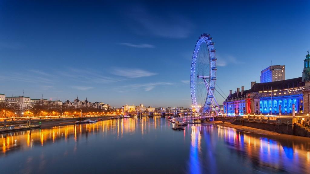 Kaupunkiloma Lontoo ja brexit