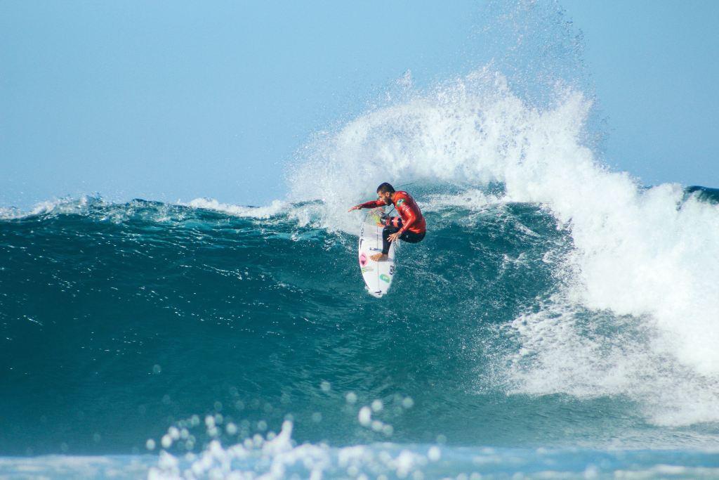 Inselurlaub pur: Indonesien ist einer der Top-Orte zum Surfen und Wellenreiten