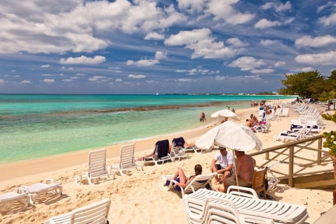 10 destinations de rêve pour vous évader loin du quotidien - Grand Cayman, îles Caïmans