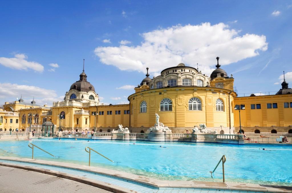 Quelles sont les destinations les moins chères d'Europe ? - Budapest, Hongrie