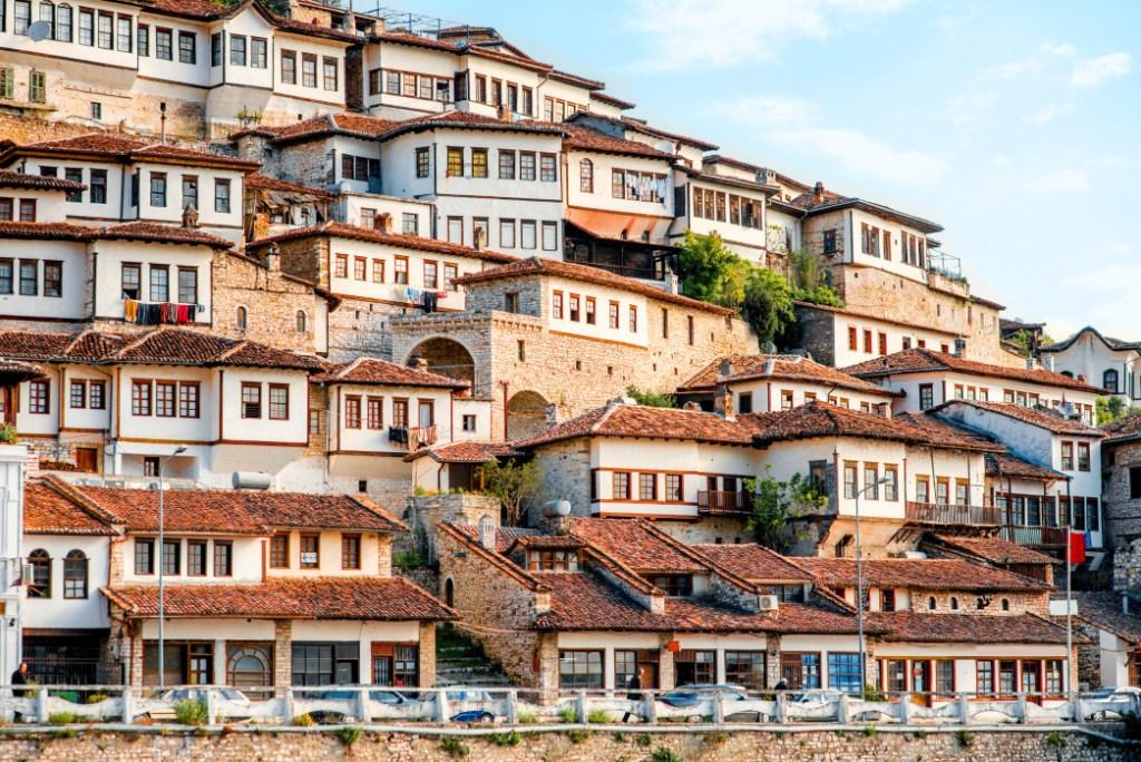 Quelles sont les destinations les moins chères d'Europe ? - Tirana, Albanie