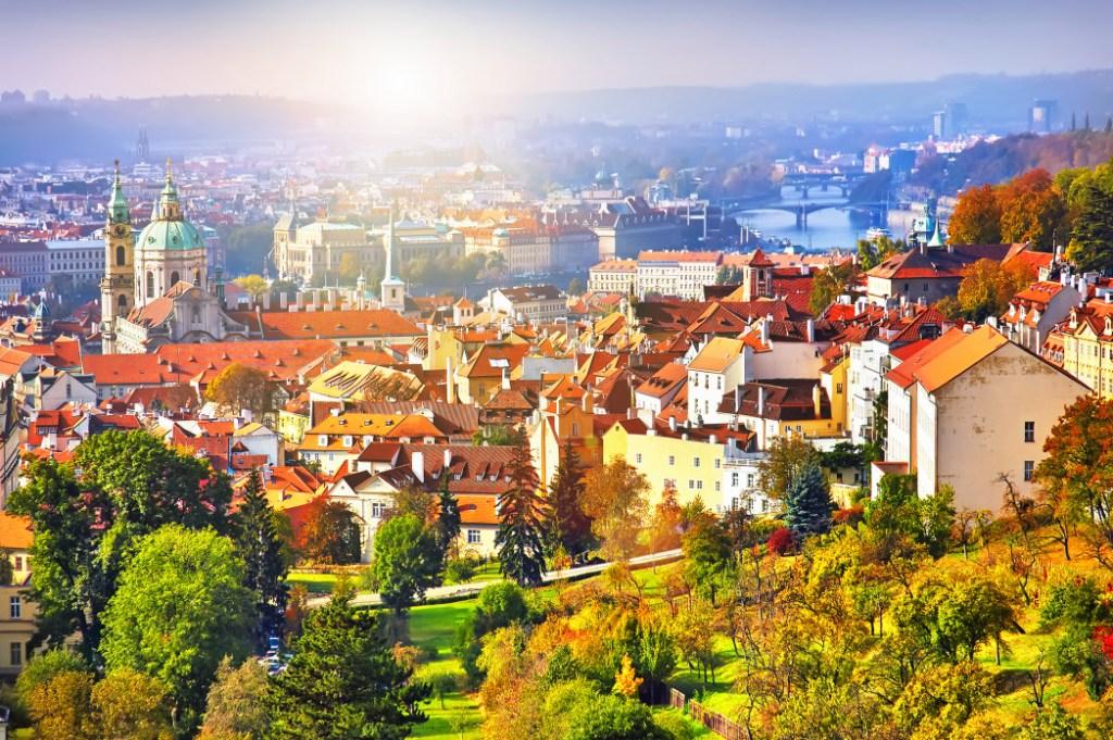 Quelles sont les destinations les moins chères d'Europe ? - Prague, République Tchèque