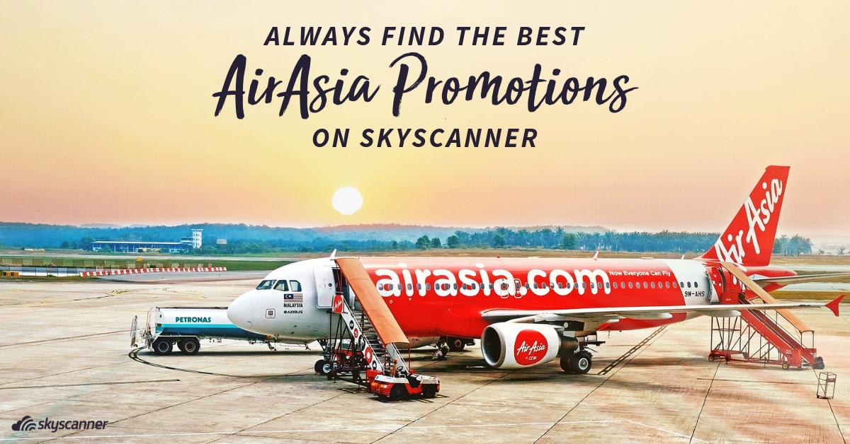 Airasia promotion 2019 malaysia