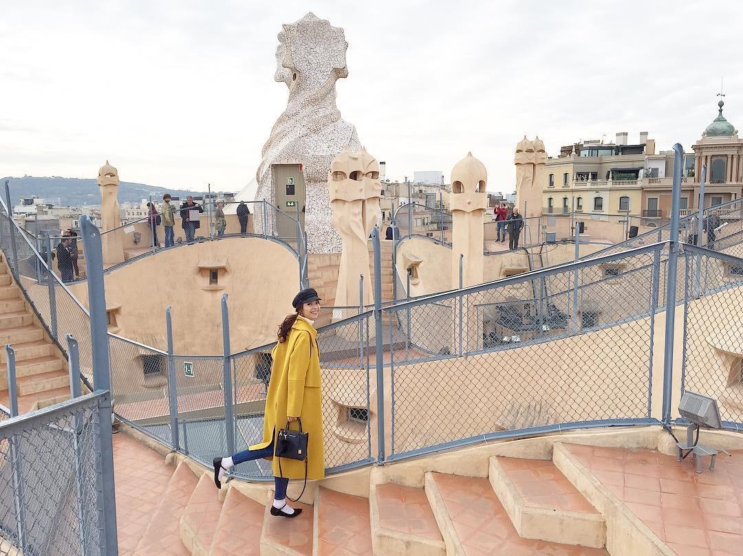 11月のスペイン・バルセロナ旅行