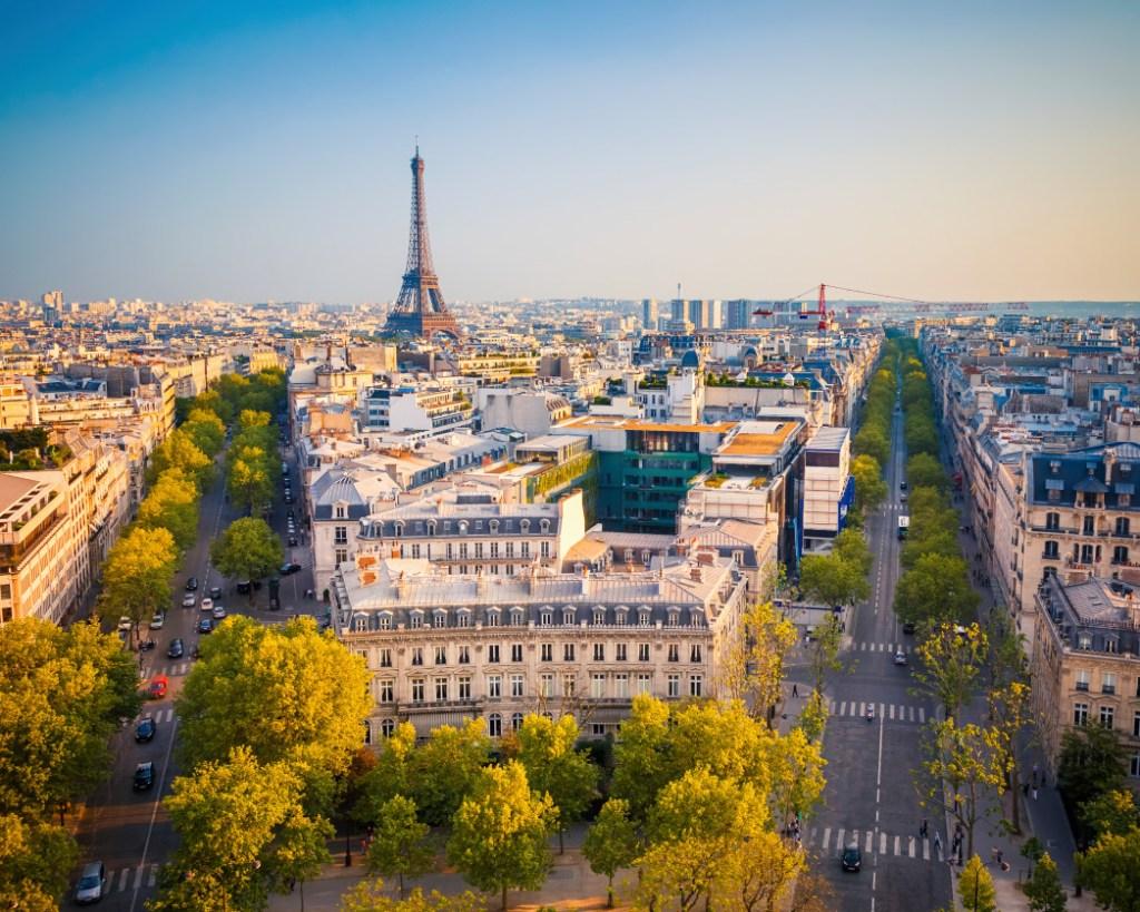 Die schönsten Städte in Frankreich: Paris