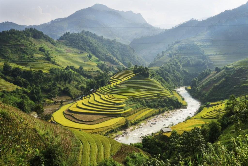 El país más barato del mundo: Vietnam