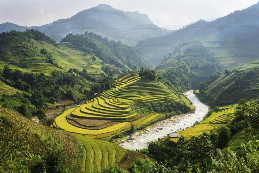 Vietnam und seine drei Klimazonen