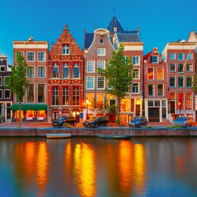 10 destinations où partir en week-end en amoureux - Amsterdam, Pays-Bas