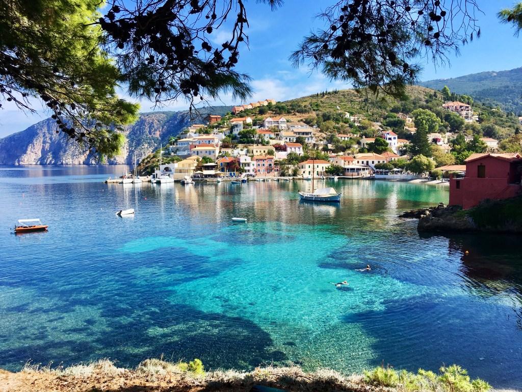 Die schönsten Orte in Griechenland: Assos, Kefalonia