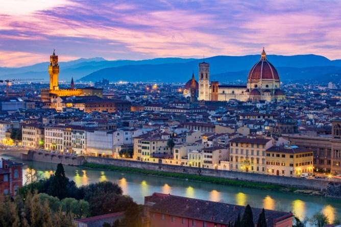 10 destinations où partir en week-end en amoureux - Florence, Italie