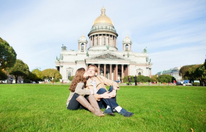 10 destinations où partir en week-end en amoureux - Saint-Pétersbourg, Russie