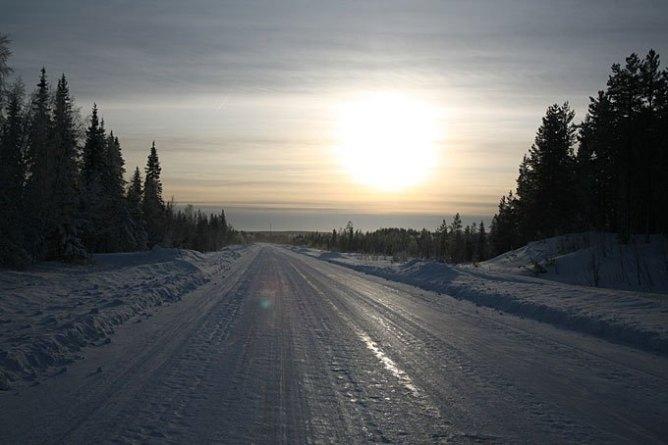 5 endroits pour voir une aurore boréale avec un petit budget - Kiruna, Suède