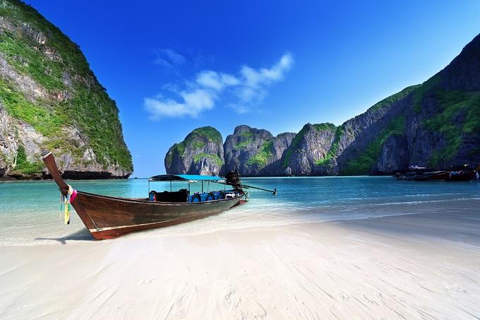 Die schönsten Orte in Thailand: Phi Phi Inseln, Krabi