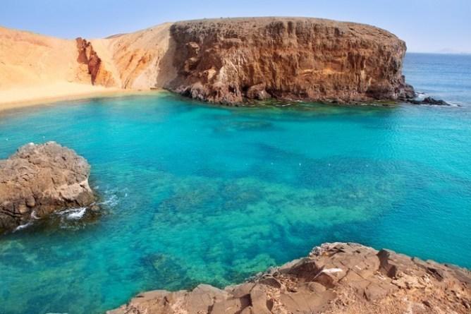 Top 10 des plus belles plages d'Espagne - Lanzarote, Espagne