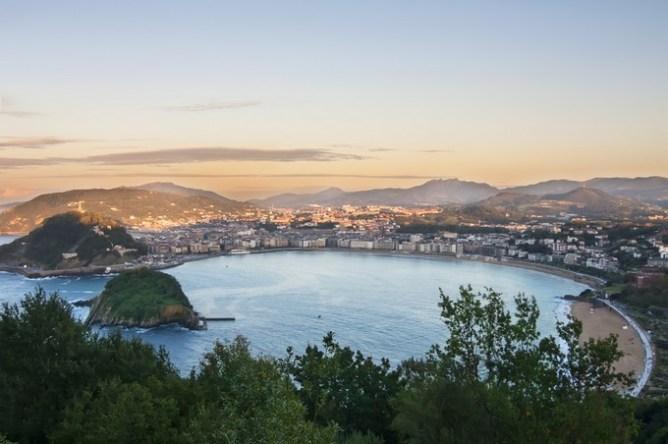 Top 10 des plus belles plages d'Espagne - San Sebastian, Espagne