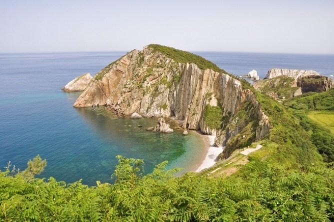 Top 10 des plus belles plages d'Espagne - Asturies, Espagne