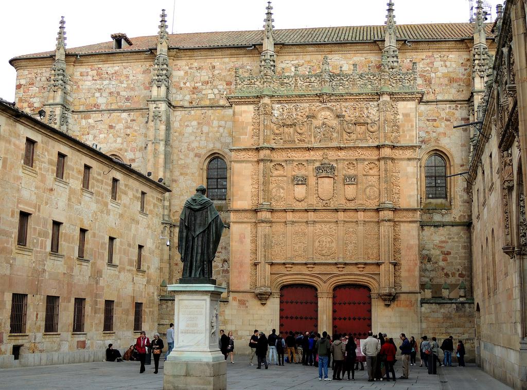 Ciudades de Europa que visitar: Salamanca, España