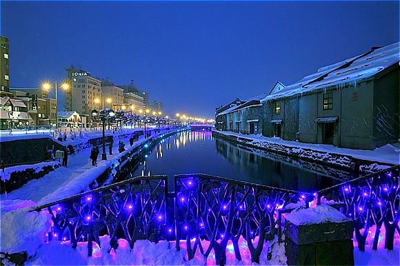 日本国内の冬の絶景5選 小樽ゆき物語