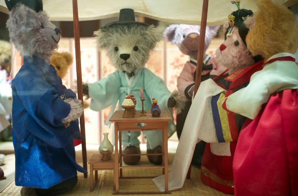 jeju teddy bear museum korea itinerary