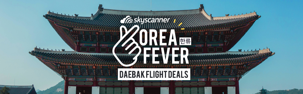 Singapore To Korea Flight Promotions Cheap Flights For