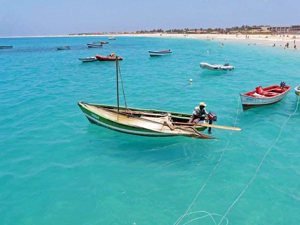 Fishing boats – Cape Verde
