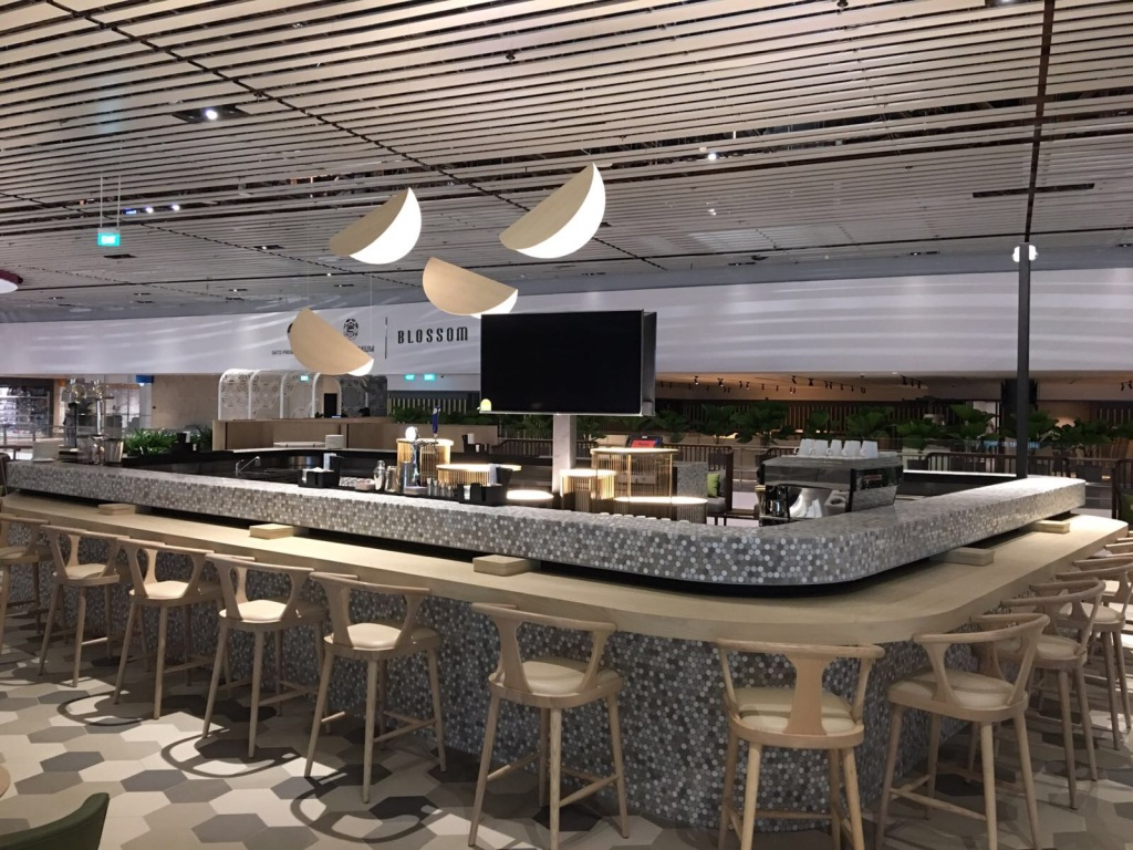 SATS_Blossom airport Lounge