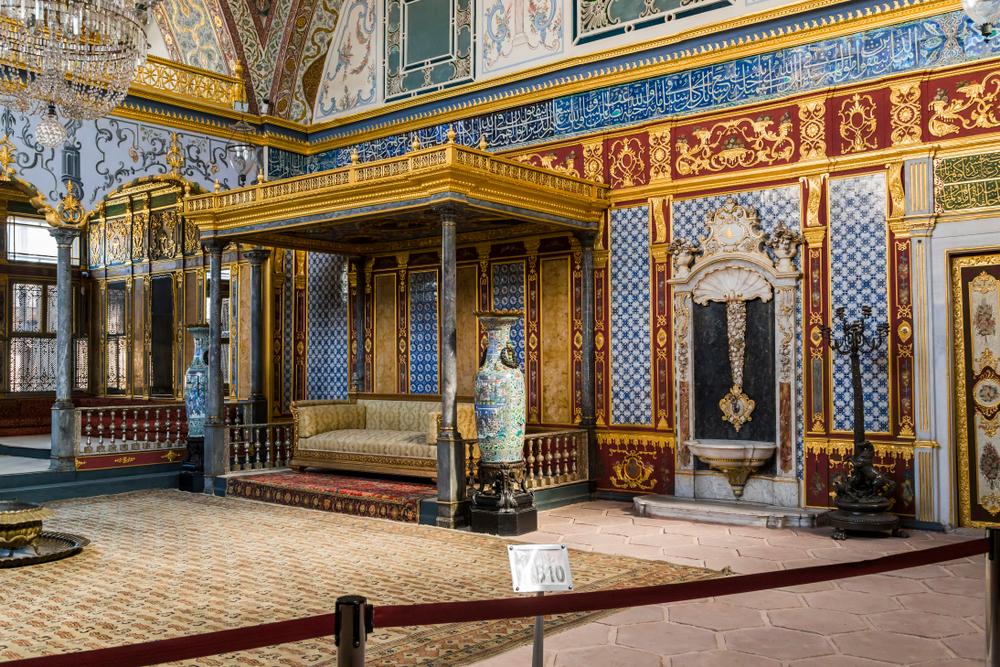 オスマン帝国の至宝、トプカプ宮殿