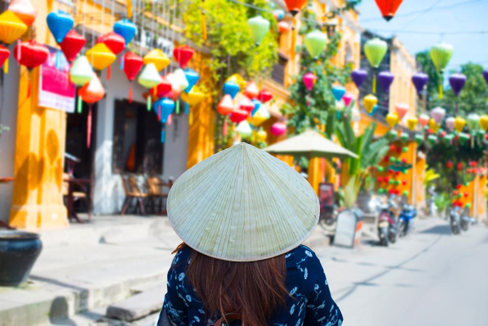 歴史情緒溢れる古都ホイアン
