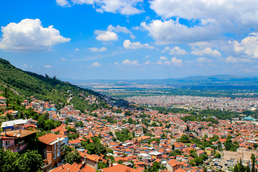 世界遺産その2:オスマン帝国発祥の地ブルサ