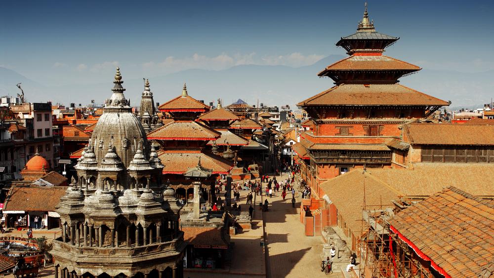 カトマンズ(ネパール)ダルバール広場