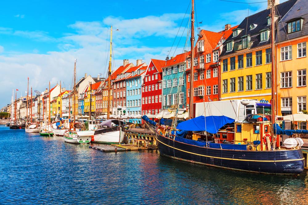 コペンハーゲン(デンマーク ニューハウン