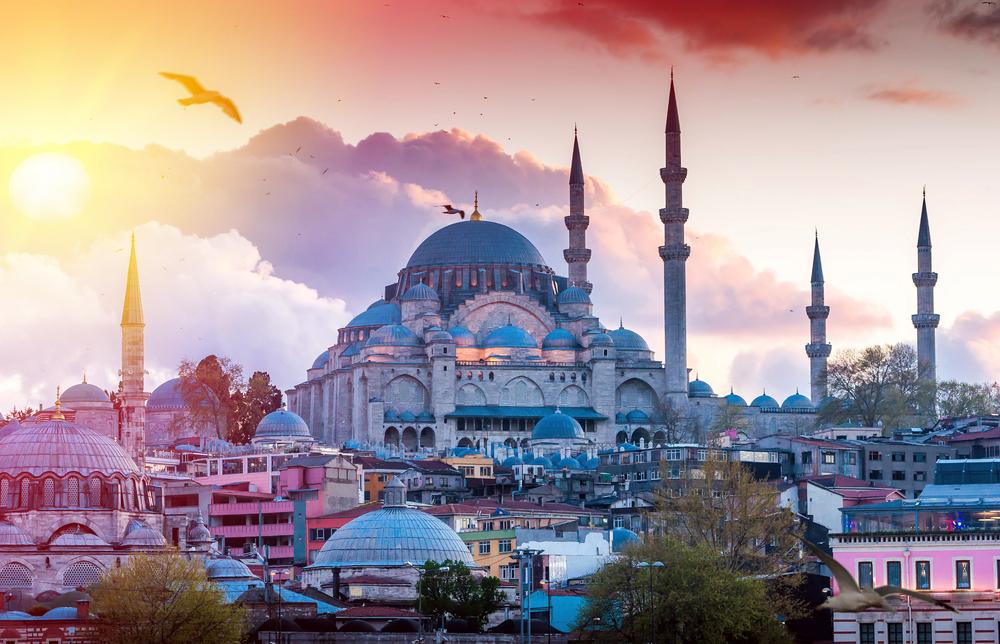 世界遺産その1:「イスタンブール歴史地域」