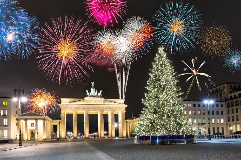 カウントダウン Countdown ベルリン Berlin