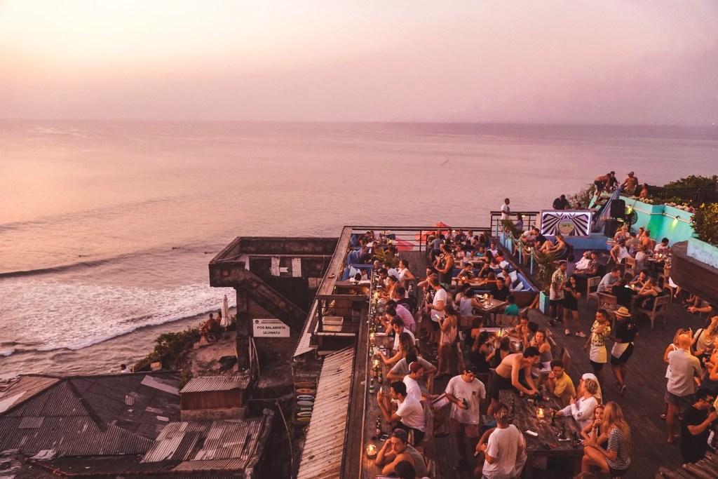 Bali gün batımı