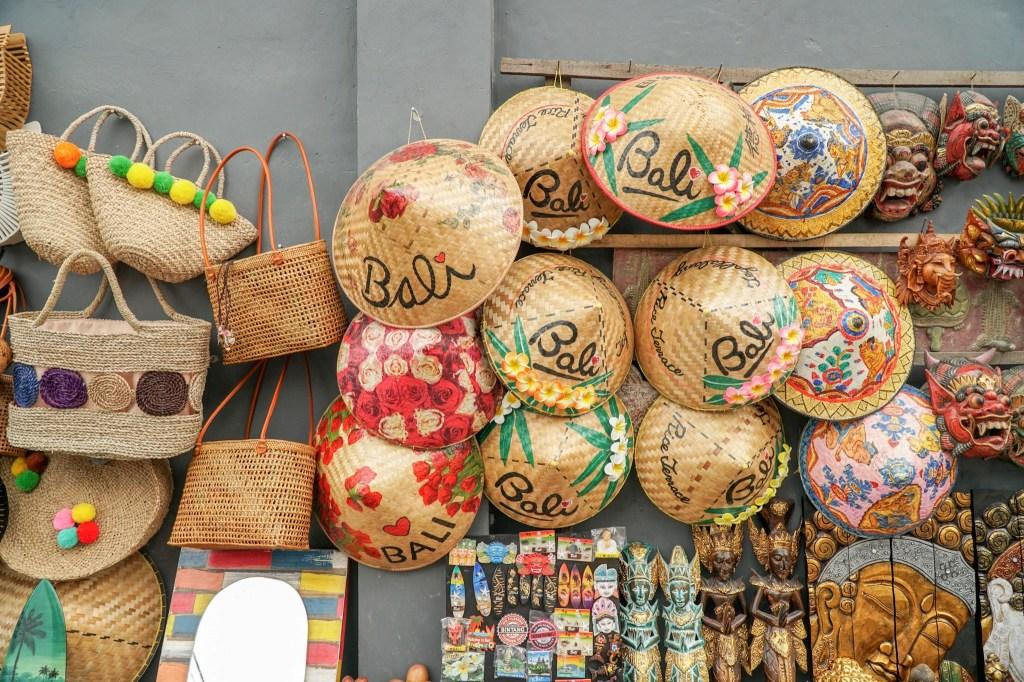 Bali alışveriş