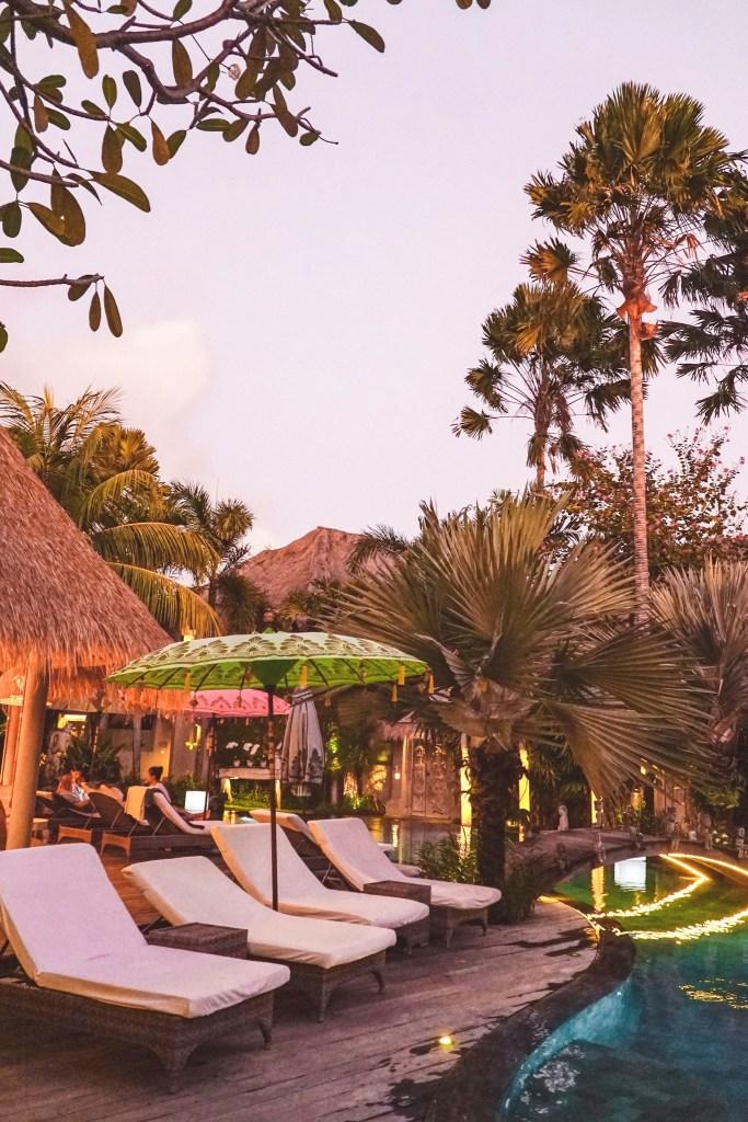 Bali otelleri