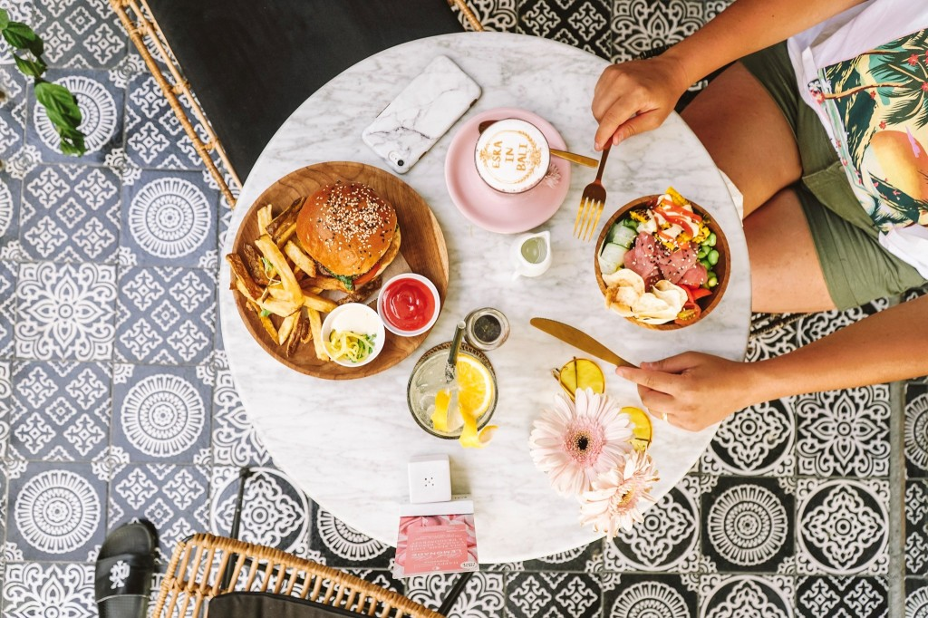 Bali restoranlar
