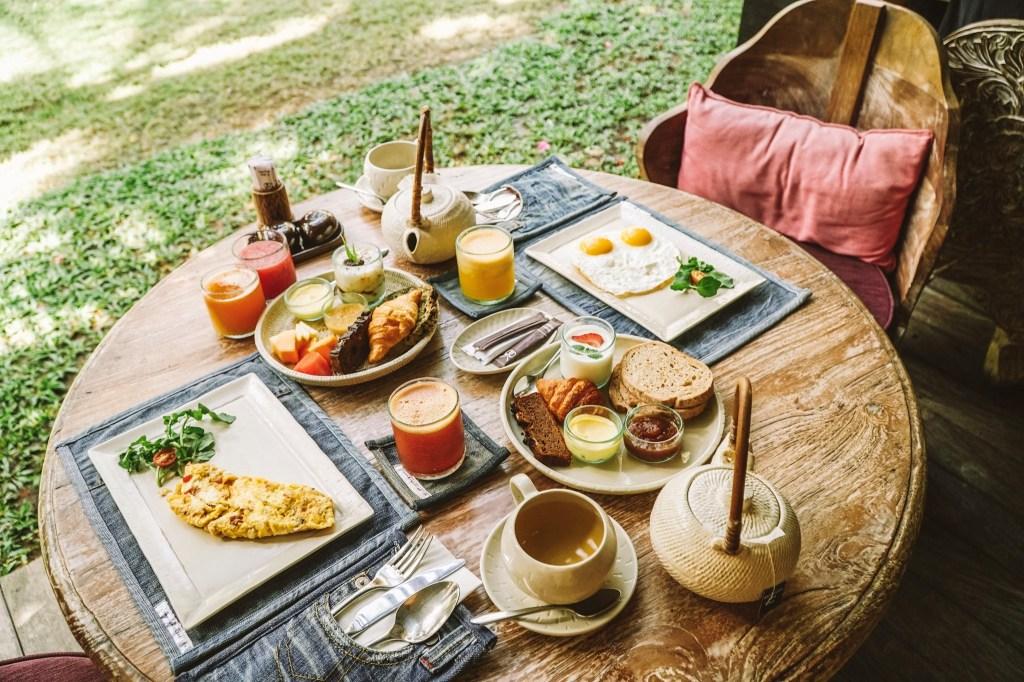 Bali yemekleri
