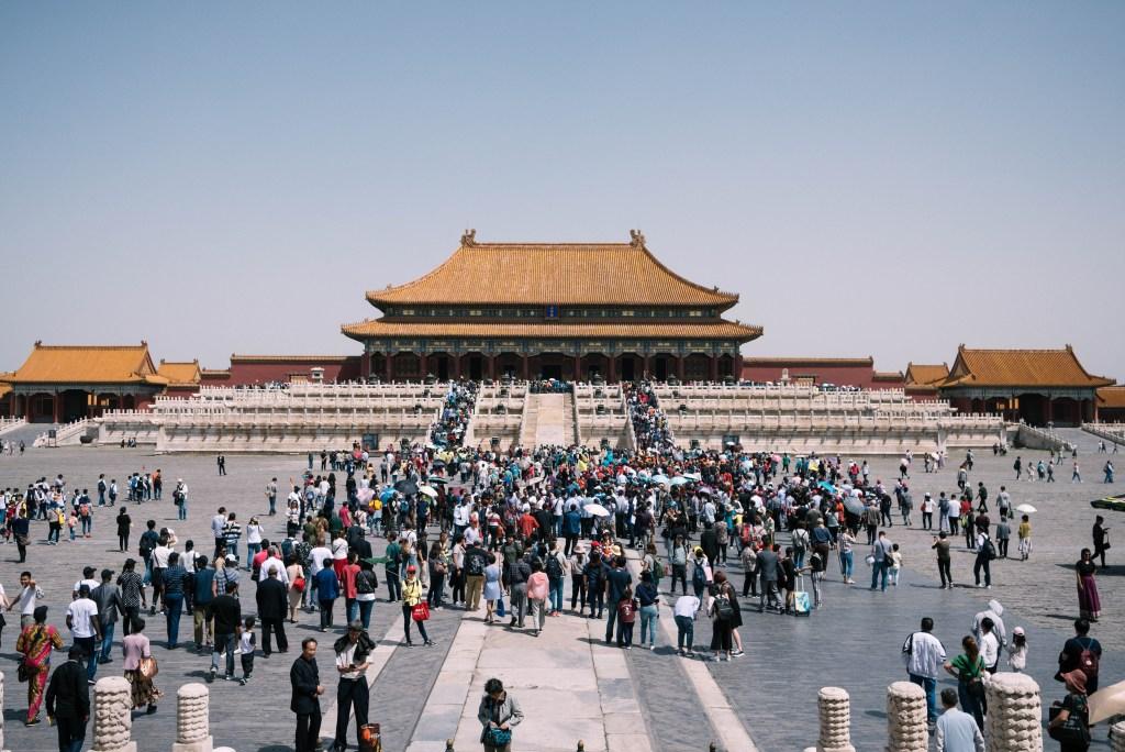 País más poblado del mundo: China