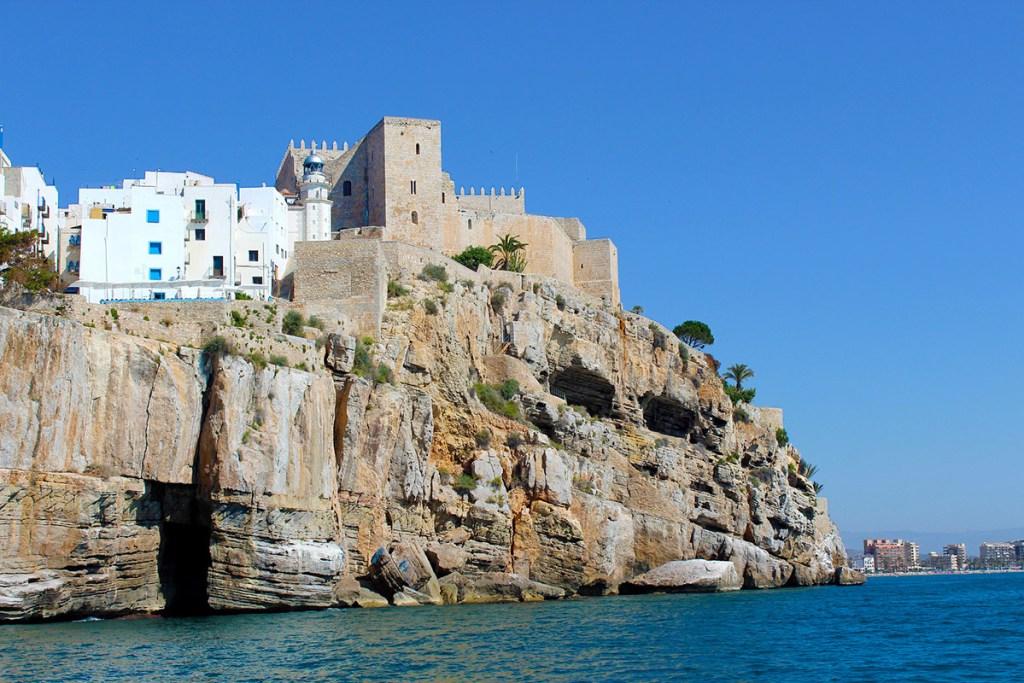 Castle by the sea - Valencia
