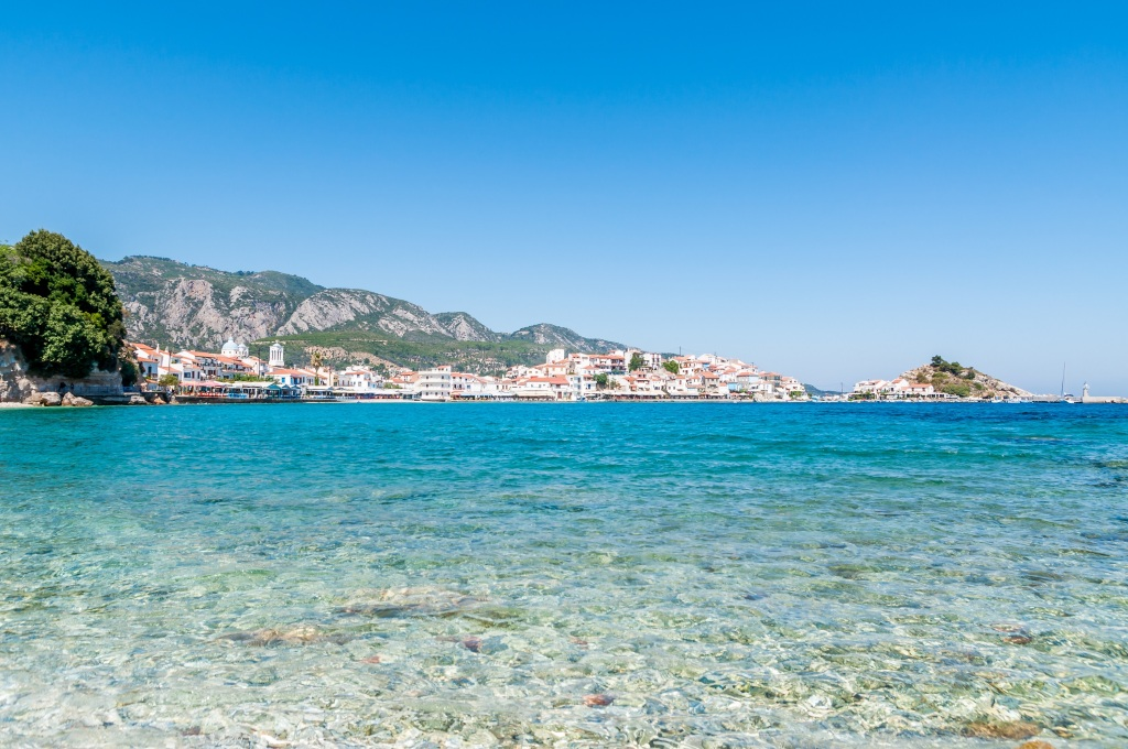 Welche griechischen Inseln kann man direkt anfliegen? Samos