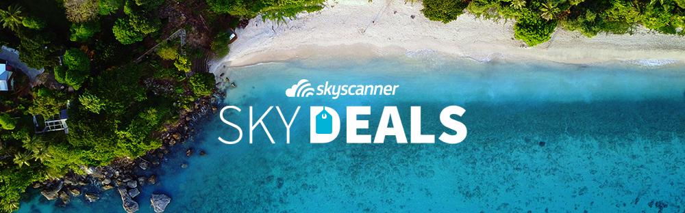 Aktuelle Airline Flug Angebote Rabatte Und Billigflüge Skyscanner