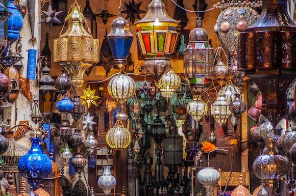 モロッコ マラケシュのスーク