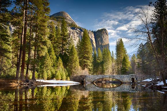 アメリカ サンフランシスコ 世界遺産ヨセミテ国立公園