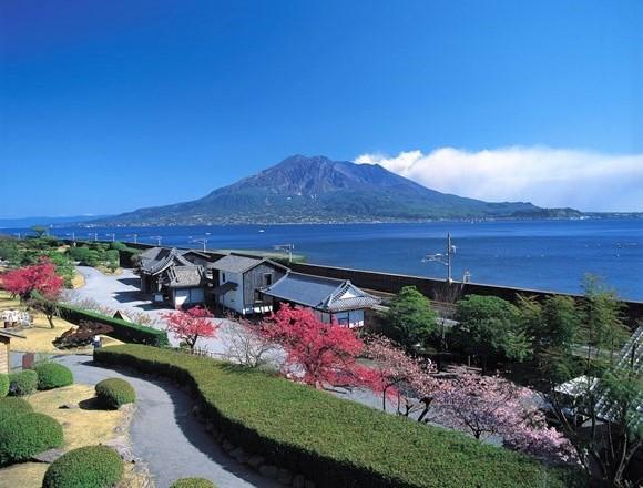 仙巌園(鹿児島県)